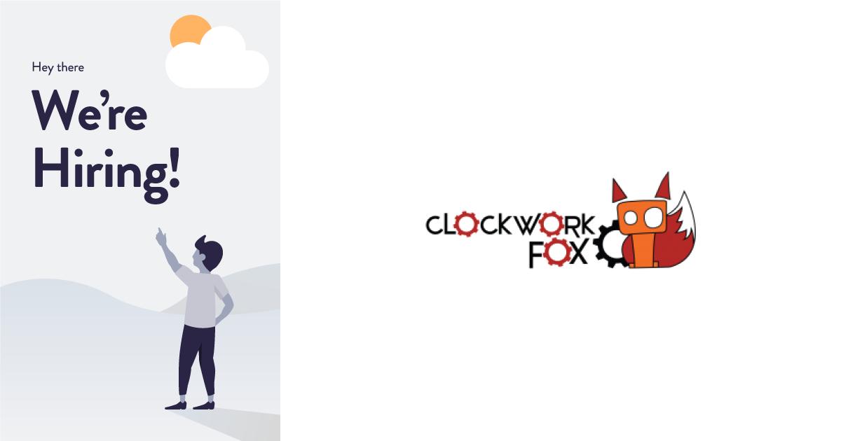 Entrevestor Computer Programmer Games At Clockwork Fox